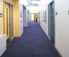 Supacord Fibre Bonded Contract Carpet Tiles