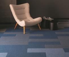 Broadrib Commercial Carpet Planks