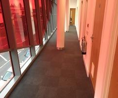 Heckmondwike carpet tiles