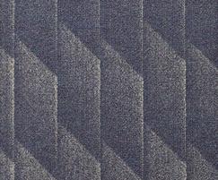 Odyssey fibre bonded carpet - Blueberry