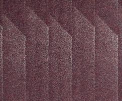 Odyssey fibre bonded carpet - Mulberry