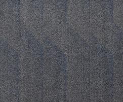Odyssey fibre bonded carpet - Kingston Grey