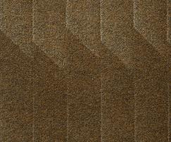 Odyssey fibre bonded carpet - Pebble