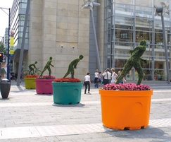 Giant Precinct self-watering planters