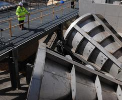 Installation of the Hydro-Brake®