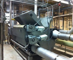 Hydro MicroScreen™ in a cereal process plant in the US