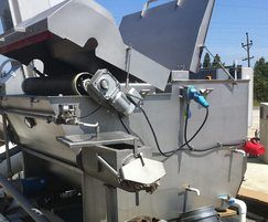 Hydro MicroScreen™ pilot plant set up