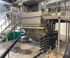 Hydro International: DAF and drum screen capability for industrial customers