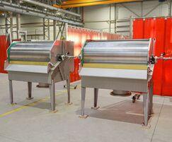 Hydro-Industrial Drum Screens