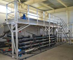 High-performance Hydro-Industrial DAF system