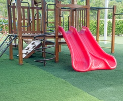 Shock Pad Underlay is suitable for play areas