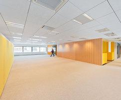 Hunter Douglas: Techstyle ceiling panel at Netherlands' Defence Ministry