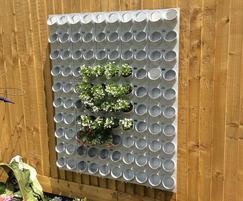 Pixel-Garden PG09 starter plants – domestic project