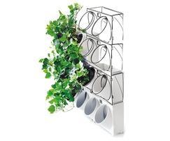 Pixel-Garden vertical green wall planter system