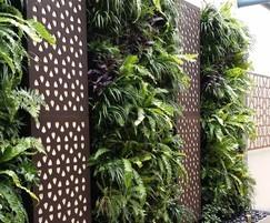 VersiWall™ GP modular vertical green wall system
