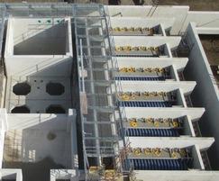 PCMF installed at Deephams