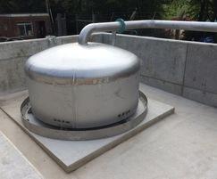 CWF Flushing Bell storm water flushing