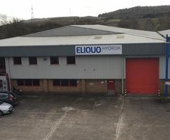 ELIQUO HYDROK head office & manufacturing