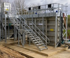 ELIQUO HYDROK: ELIQUO HYDROK demonstrates low P schemes at Slade Hooton