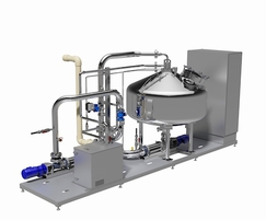 ELIQUO HYDROK: ELIQUO develops EloVac® - P vacuum degassing technology