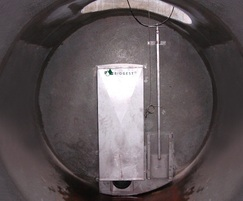 ALPHEUS-AS flow control regulator in sewer