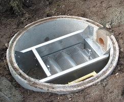 Peak Screen™ combined sewer overflow static screen