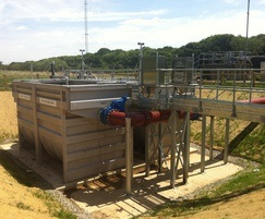 Bespoke filtration installation