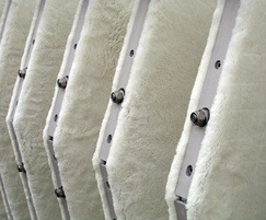 Mecana Optifiber PES-14-DW® pile cloth media