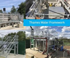 ELIQUO HYDROK: ELIQUO HYDROK renew their Thames Water Framework
