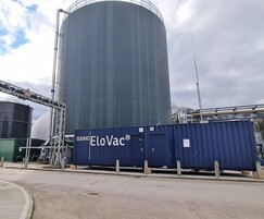 ELIQUO HYDROK: EloVac-P®: Vacuum degassing of sewage sludge trials