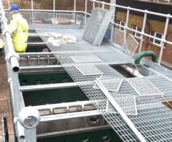 Biomarble - Yorkshire Water's Danesmoor site