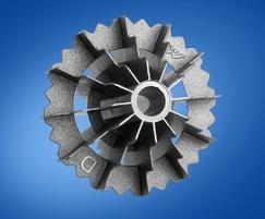 Biomarble was selected as the random filter media range