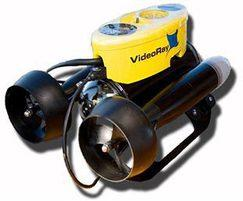Pro3 ROV for underwater inspection work