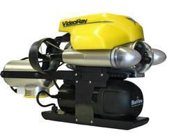 Pro4 ROV for underwater inspection work