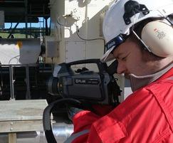 Optical gas detection survey