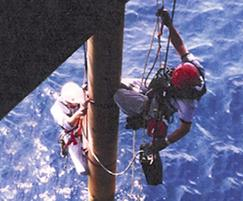 Roped access inspection