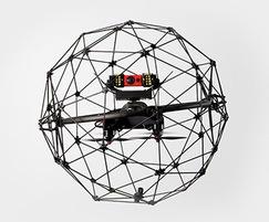 Elios collision-tollerant inspection drone