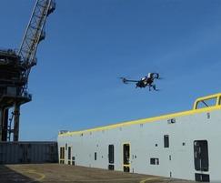 Drone OGI inspection
