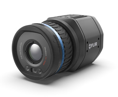 FLIR GF77a uncooled autonomous leak detection camera
