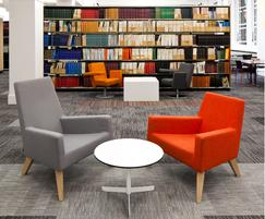 University of Manchester Library seating