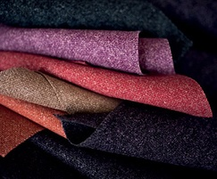 Hemp upholstery fabric