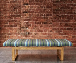 Stripes  used for soft seating
