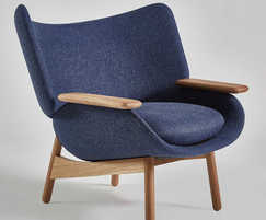 Silk upholstery fabric - sustainable recycled content