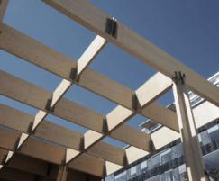 Lightweight Kerto LVL timbers