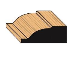 Ovolo decorative timber architraves