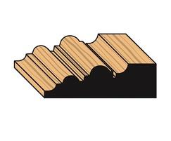 Belgravia decorative timber architraves