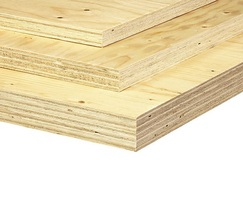 Kerto LVL: used as flange material for Finnjoists (FJI)