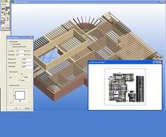 Finnframe® floor system