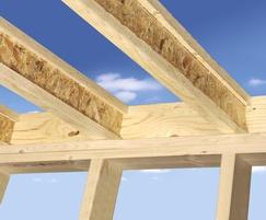 Finnjoist timber I-joist