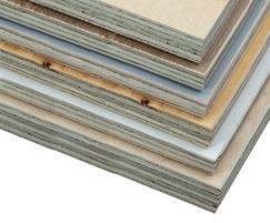 Flex Spruce plywood panel options